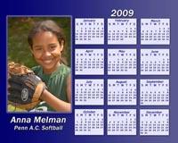Individual Calendar
